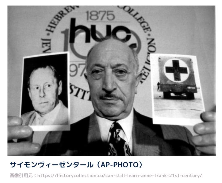 Simon Wiesenthal (AP-PHOTO)
