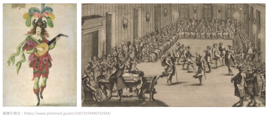 Louis XIV and Ballet