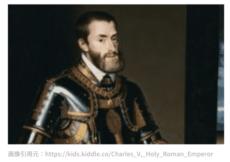 Charles Charles V, Holy Roman EmperorV, Holy Roman Emperor