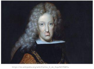 カルロス2世 スペイン国王