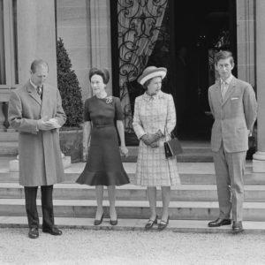 エドワード8世とエリザベス女王