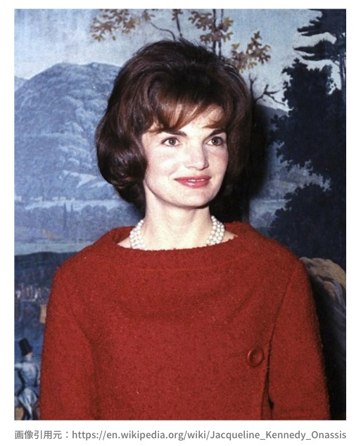 ジャッキーとケネディ (Jacqueline Kennedy)
