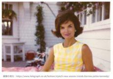 ケネディ大統領の妻 ジャッキー