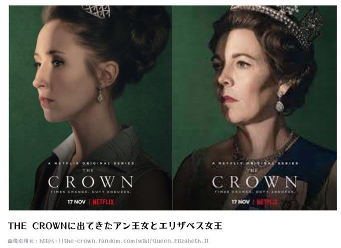 アン王女のスキャンダル (ザクラウン)