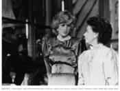 ダイアナ妃とマーガレット王女の関係