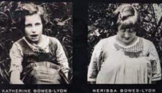 存在が隠されていたイギリス王室の王女 キャサリンとネリッサ