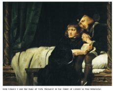 エドワード5世とリチャード兄弟