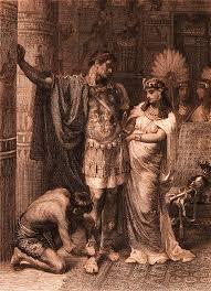 アントニウスとクレオパトラ