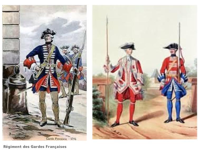 フランス衛兵