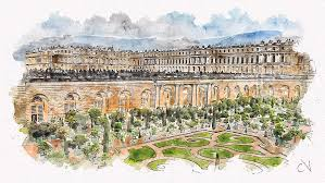 ヴェルサイユ宮殿 庭園事情