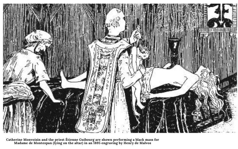 エンティエンヌ神父と黒ミサ