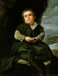 spain hapsburg dwarfism velasques - Google 検索