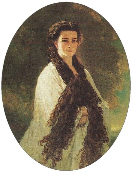 皇妃エリザベート