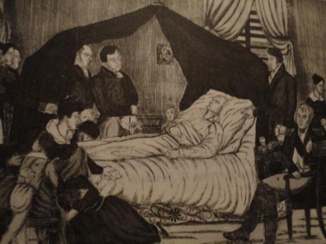ナポレオン 遺体