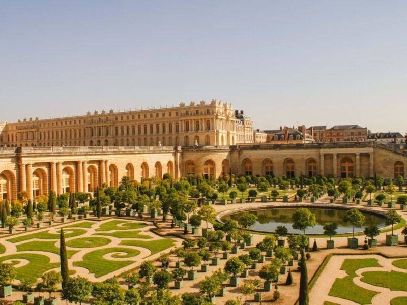黄金の監獄 ヴェルサイユ宮殿
