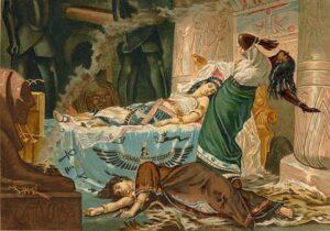 クレオパトラの死