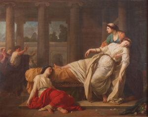 クレオパトラの死因