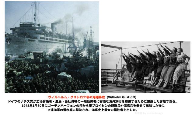 世界最悪の海難事故 (ヴィルヘルム・グストロフ