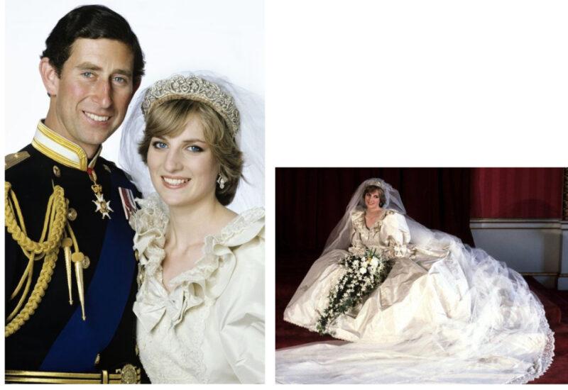チャールズ皇太子とダイアナ妃