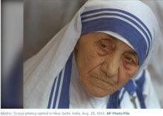 マザーテレサと人身売買