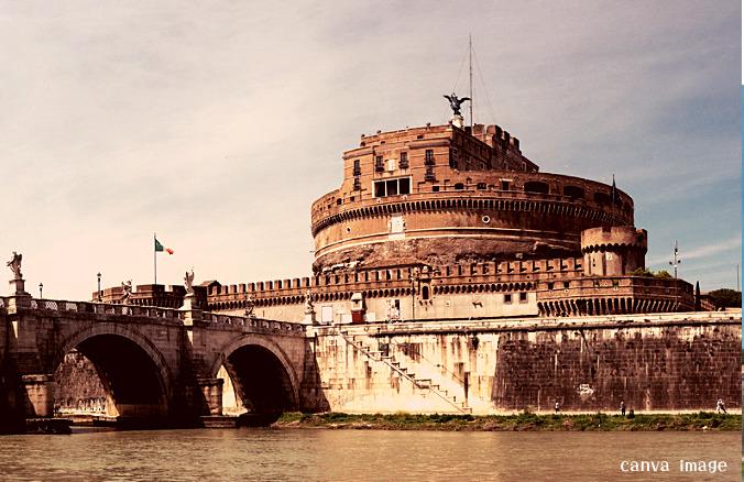 サンタンジェロ城の礼拝堂