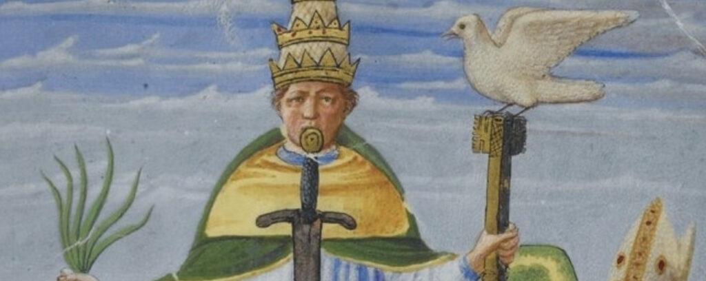 聖マラキの予言