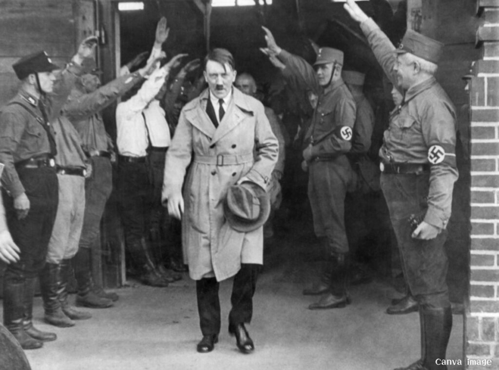 ヒトラーとロンギヌスの槍