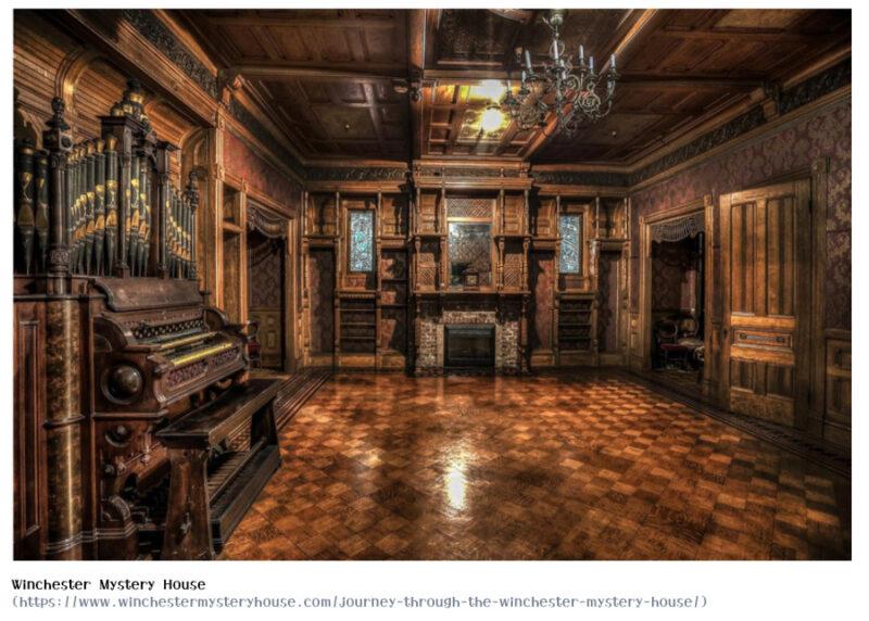 ウィンチェスターミステリーハウス (ボードルーム)