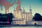 ロンドン塔と幽霊