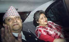 ギャネンドラ ネパール王族殺害事件